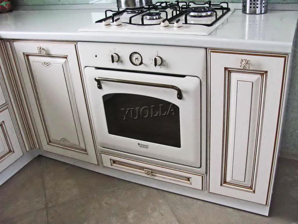 Кухня Афина Оро10